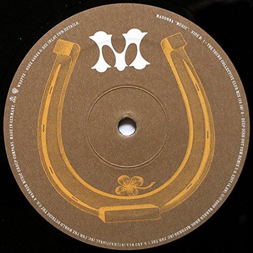 Music (Calderone)/Music (Hq2 Club Mix) [Vinyl Single] - 3