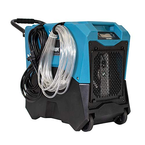 %9 OFF! XPOWER XD-75LH Energy Star Certified Commercial LGR Dehumidifier for Basement, Crawlspace, L...