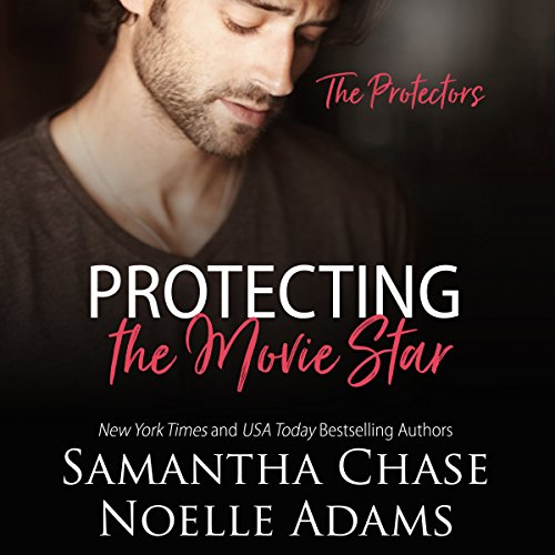 Protecting the Movie Star audiobook cover art