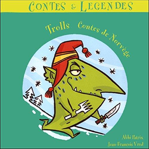 Trolls audiobook cover art