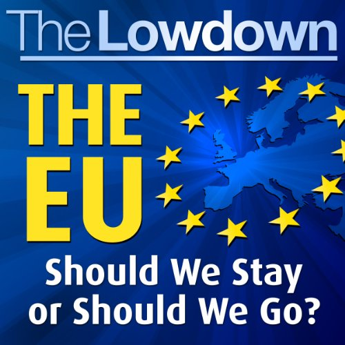The Lowdown: The EU - Should We Stay or Should We Go? cover art