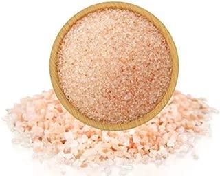 Himalayan Pink Bath Salt Rock Baths Natural Crystal Body Scrub