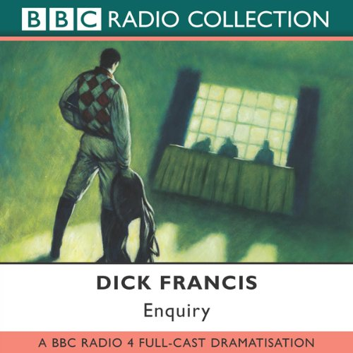 Enquiry (Dramatised) audiobook cover art