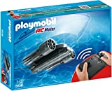 Playmobil Accesorios - RC Motor Submarino Vehículos de Juguete, Color Negro (Playmobil...
