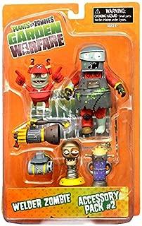 Plants vs. Zombies Garden Warfare Series 2 Welder Zombie & Accessory Pack 2 5