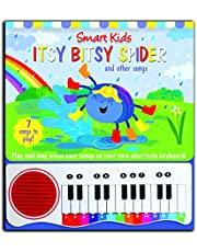 Piano Book for Children Itsy Bitsy Spider Nursery Rhymes