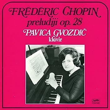 Frederic Chopin (1809-1849): Preludiji Op. 28