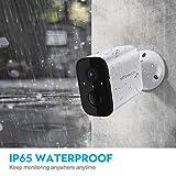 SV3C Überwachungskamera Aussen Akku 1080P - 7