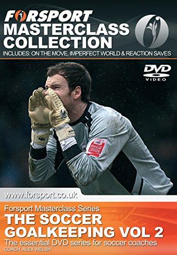 The Soccer Goalkeeper DVD Vol 2