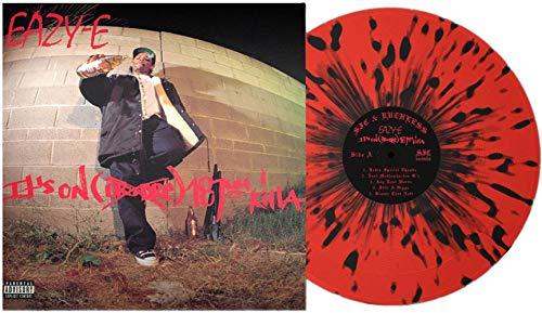 It's On (Dr. Dre) 187um Killa - Exclusive Limited Edition Red & Black Splatter Vinyl LP #/250