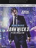 John Wick 3 : Parabellum [4K Ultra HD + Blu-Ray]