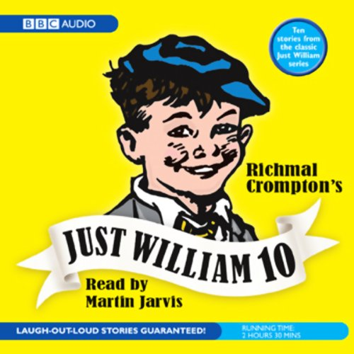 Just William 10 cover art