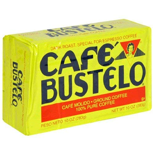 Cafà Bustelo Coffee Espresso 10 - Some reservation Ounce OF 16 Attention brand PACK
