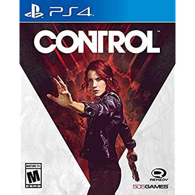 video game control ps4