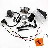 Carburateur HURI Bobine d'allumage Filtre à air pour tronçonneuse à moteur Stihl 021 023 025 MS210 MS230 MS250