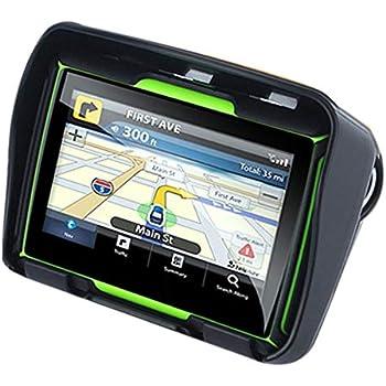 Cikuso Actualizado 256M Ram 8Gb Flash 4.3 Pulgadas Navegador GPS ...