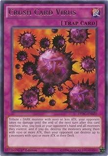 YU-GI-OH! – Crush Card Virus (DPBC-EN020) – Duelist Pack 16: Battle City..