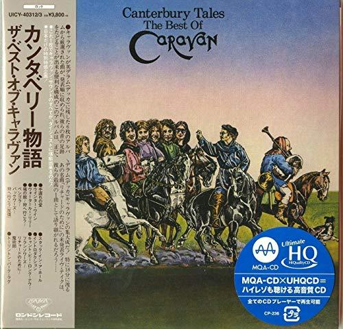 Canterbury Tales-the Best of Caravan-Uhq-CD