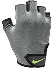Nike Men'S Essential Fitness Gloves Cool Grey