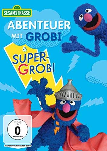 Abenteuer mit Grobi & Supergrobi
