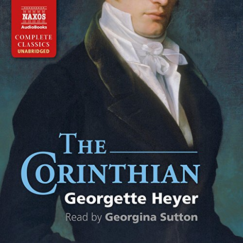 The Corinthian audiobook cover art