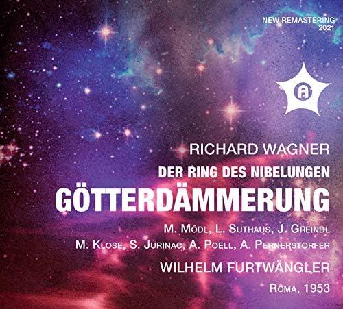 Ludwig Suthaus, Josef Greindl, Martha Mödl, Sena Jurinac, Orchestra Sinfonica di Roma della RAI & Wilhelm Furtwängler