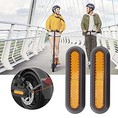 Cubierta decorativa para rueda trasera, alto rendimiento, gran practicidad Cubierta decorativa para rueda trasera de scooter duradera y resistente al desgaste para M365 / PRO / PRO2