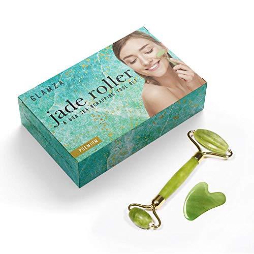 Jade Roller & Gua...
