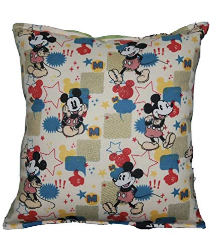 Mickey Mouse Pillow Retro Award All Our Are Pillows Hand Bombing free shipping