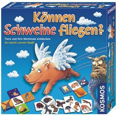 Kosmos 6966340 - Knnen Schweine fliegen?