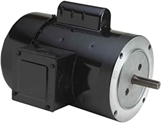 Century C209 Cap Start C-Face, 56C Frame, 1/3-HP, 1140-RPM, 115/208-230-Volt, 6-Amp, Ball Bearing Motor