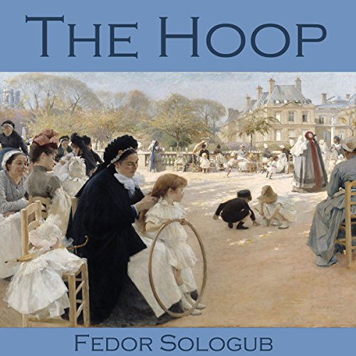 The Hoop audiobook cover art