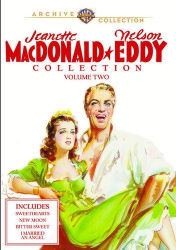 Jeanette Macdonald & Nelson Eddy Collection 2 (4 Dvd) [Edizione: Stati Uniti] [Italia]