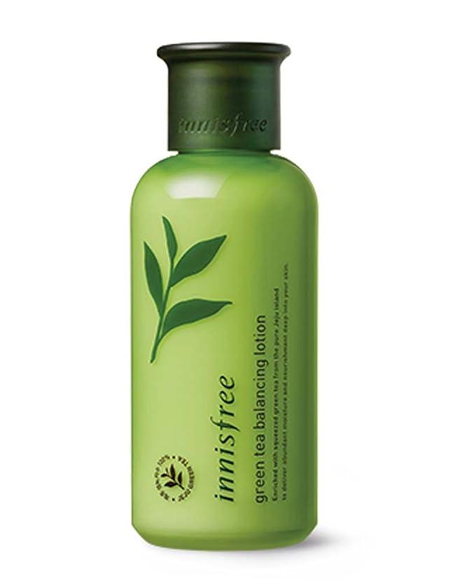 毎月チキン創造イニスフリーグリーンティーバランシングローション160ml Innisfree Green Tea Balancing Lotion 160ml [海外直送品][並行輸入品]