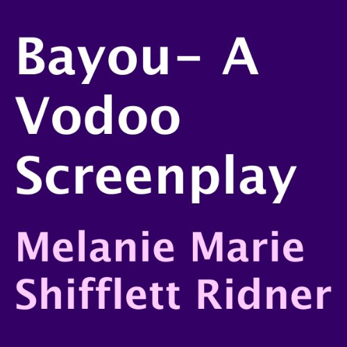 Bayou audiobook cover art