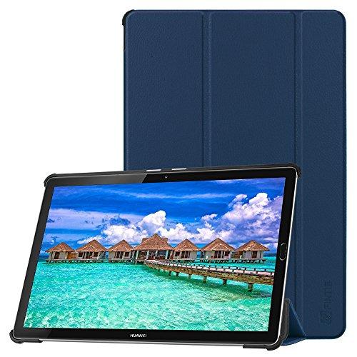 Fintie Hülle für Huawei Mediapad M5 10.8 / M5 10.8 Pro - Ultra Schlank Ständer Schutzhülle mit Auto Sleep/Wake Funktion für 10,8