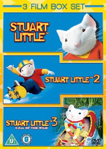 Stuart Little 1-3 [Edizione: Regno Unito] [Edizione: Regno Unito]