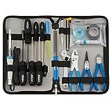 ホーザン(HOZAN) 工具セット セット内容20点 車載工具に最適  寸法:320(W)×200(H)×40(D)mm S-10