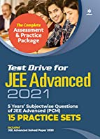 Practice Sets For JEE Advanced 2021