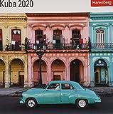 Kuba Postkartenkalender 2020. Wochenkalendarium. Format 16 x 17,5 cm - Harenberg