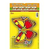 Schmetterling Girlande Bunte Papiergirlande 3 m Gartenfest Party Hängedeko Schmetterlingsgirlande Kindergeburtstag Partygirlande Partyartikel Geburtstag Kinder