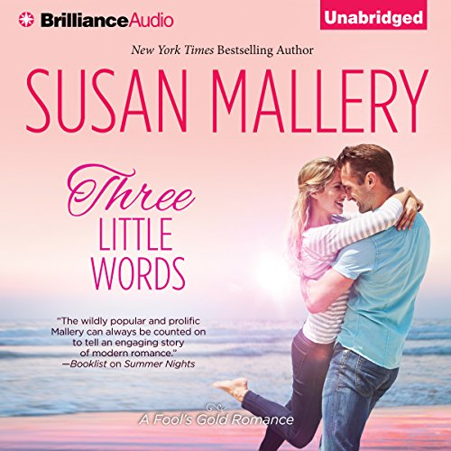 Three Little Words audiobook cover art