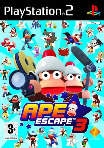 Ape Escape 3 (PS2)