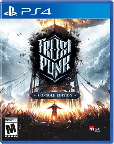 Frostpunk Console Edition Playstation 4