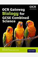OCR Gateway GCSE Biology for Combined Science Student Book (OCR Gateway GCSE Science 2nd Edition) Paperback