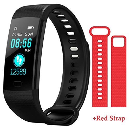No Brand Smart Band hartslagmeter bloeddrukmeter hoge bloeddruk helderheid van het kleurrijke display intelligente armband polsband Avis armband
