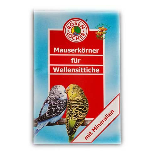 Rosenlöcher- Mauserkörner 25g