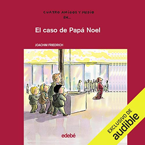 El Caso De Papá Noel [The Case of Santa Claus] cover art