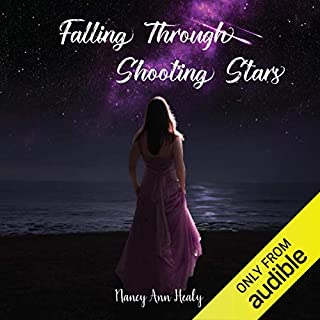 Falling Through Shooting Stars audiobook cover art