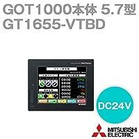 三菱電機 GT1655-VTBD GOT1000 GOT本体 5.7型 (VGA 640×480) (DC24V) NN